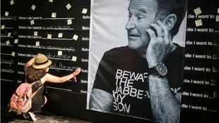 Így búcsúztatták Robin Williamst a Szigeten