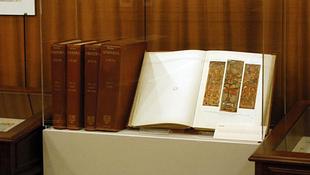 Budapesten a világ legrégebbi nyomtatott könyve