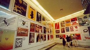 A magyar plakáttervezők külföldön sem szégyenkeznek