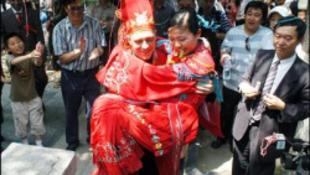 Nem érdemes Kínában házasodni