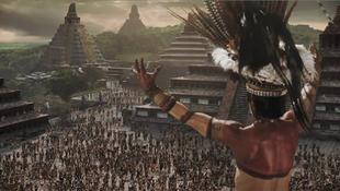 Érintetlen sírt találtak egy mexikói piramisban