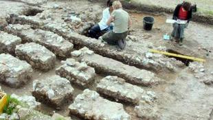 Különleges római színházat fedeztek fel