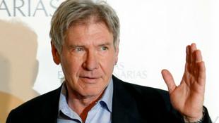 Helikopterrel vitték kórházba Harrison Fordot