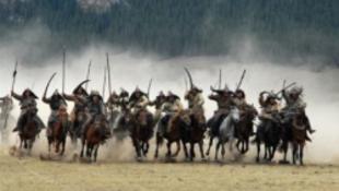 A neten keresik  Dzsingisz kán sírját