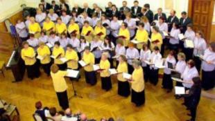 Ötszáz énekes dalol a Vaszaryban