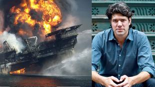 Filmre viszik az olajkatasztrófát