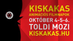 Újra Kiskakas Animációs Filmnapok a Toldiban