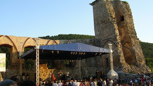 A Diósgyőri vár utoljára látja vendégül a neves Fesztivált