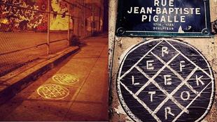 Rejtélyes graffitik lepték el a világot