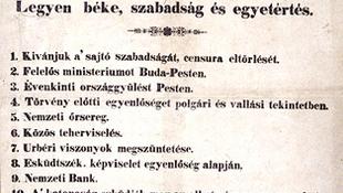 Százharminc éve halt meg Heckenast Gusztáv