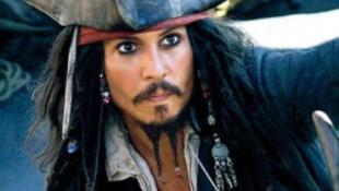 Johnny Depp Cannes-ban is tarol