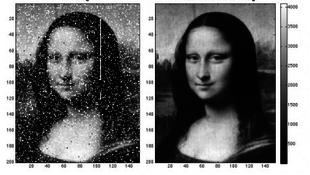 Mona Lisát fellőtték az űrbe