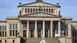 Fischer Iván rendezi a német koncertet