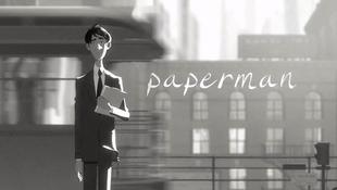 Romantikus történet a Papíremberrel