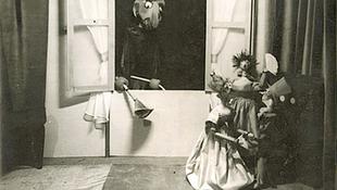 Kiállítás a modern bábművészet atyjáról