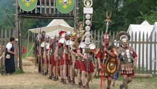 Katonák és gazdagok jártak a kétezer éves kocsmába