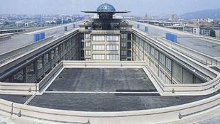 Hajmeresztő építészeti koncepció
