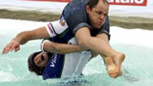 A finnek rendezik a legtöbb furcsa világversenyt