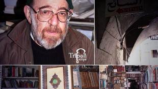 Felgyújtottak egy könyvtárat Tripoliban
