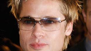 A színésznő ráizgult Brad Pittre