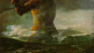 Nem Goya festette a Kolosszust