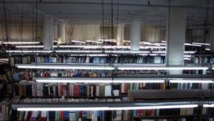 Halott könyvtár az Arany János utcában