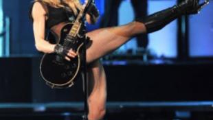 Madonna mindig rosszkor érkezik
