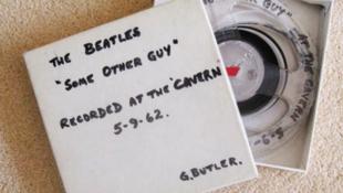 Kalapács alatt a Beatles-kincs