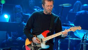 Eric Clapton lemondta bécsi koncertjét