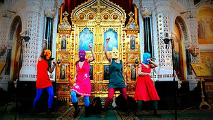Oscarra jelölik a Pussy Riot-filmet