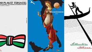 Rómába utaznak a magyar plakátok