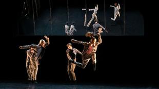 Nyerj jegyet a Homokrajzok c. balettelőadásra!