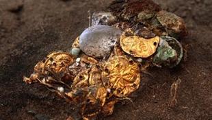 A mongolok nem találták, a magyar régészek kiásták az aranykincset