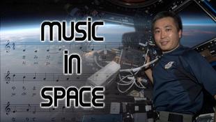 Különös zene az űrben