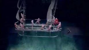 A Cirque du Soleil budapesti castingja
