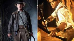 Indiana Jones és a múmiavadász egy filmben játszik