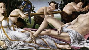 Drogosokat festett Botticelli