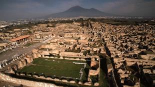 Újjászületik Pompei romvárosa