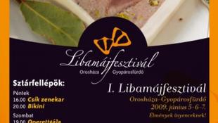 Liba-buli Orosházán