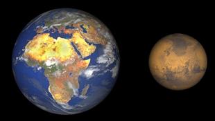 Mindannyian a Marsról származunk?