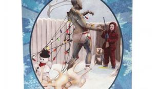 Gyerekre támadt a karácsonyfaizzós rém