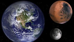 Nem biztonságos a Mars