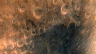 Felvételek az indiai Mars-szondából