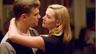 Dicaprio előbb feszengett, majd lesmárolta a színésznőt