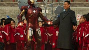 Kína tartozik Hollywoodnak