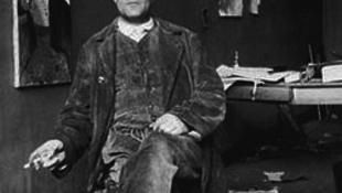 125 éve született Modigliani