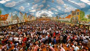 Hétvégén kezdődik az Oktoberfest