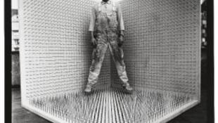 Günther Uecker kiállítása nyílik Veszprémben