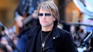 Új lemezzel érkezik Bon Jovi