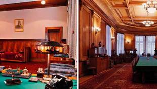 Ilyen a diktátor szerény palotája